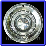 Chrysler Windsor - Saratoga Hubcaps #G1