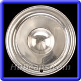 Chrysler Windsor - Saratoga Hubcaps #WIN-SAR51-52
