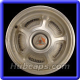 Dodge Charger Hubcaps #327