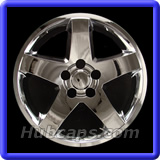 Dodge Charger Wheel Skins #2325WS