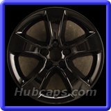 Dodge Charger Wheel Skins #2405BWS