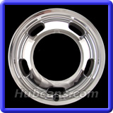 Dodge Truck Wheel Skins #8009WS