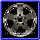 Dodge Truck Wheel Skins #2362WS