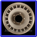 Ford Bronco Hubcaps #785