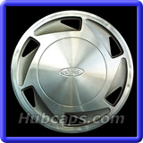 Ford Bronco Hubcaps #888