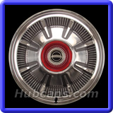 Ford Classic Hubcaps #602