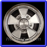 Ford Classic Hubcaps #620