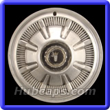 Ford Classic Hubcaps #988