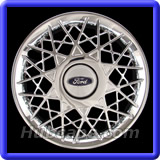 Ford Crown Victoria Hubcaps #7007B