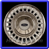 Ford Crown Victoria Hubcaps #7014