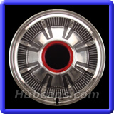 Ford F100 Truck Hubcaps #601