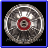 Ford F100 Truck Hubcaps #602
