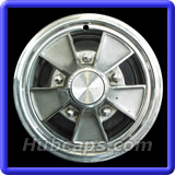 Ford F350 Truck Hubcaps #619