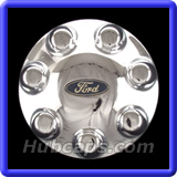 Ford F250 Truck Center Cap #FRDC166B