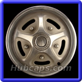 Ford F250 Truck Hubcaps #689A
