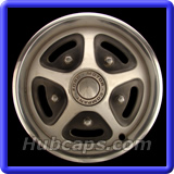 Ford F250 Truck Hubcaps #689B