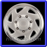 Ford F250 Truck Hubcaps #7021