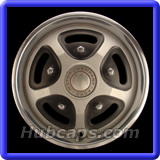 Ford F250 Truck Hubcaps #746