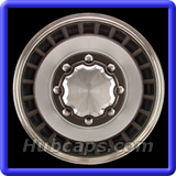 Ford F250 Truck Hubcaps #858