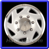 Ford F250 Truck Hubcaps #923