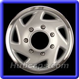 Ford F250 Truck Hubcaps #924
