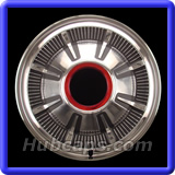 Ford F350 Truck Hubcaps #601