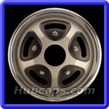 Ford F350 Truck Hubcaps #745