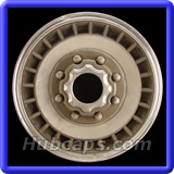 Ford F350 Truck Hubcaps #855