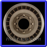 Ford F350 Truck Hubcaps #856