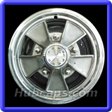 Ford Fairlane Hubcaps #612