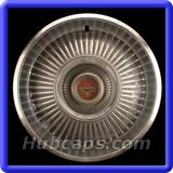 Ford Fairlane Hubcaps #660