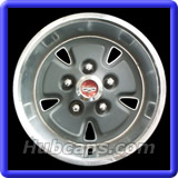 Ford Fairlane Hubcaps #672