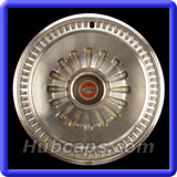 Ford Fairlane Hubcaps 980
