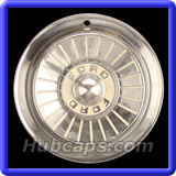 Ford Fairlane Hubcaps #FRD57