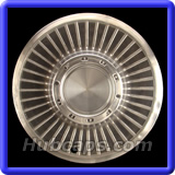 Ford Fairlane Hubcaps FRD58
