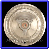 Ford Fairlane Hubcaps #M5