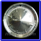 Ford Fairlane Hubcaps O2