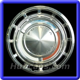 Ford Falcon Hubcaps #N4