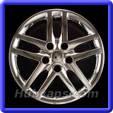 Ford Fusion Wheel Skins #3798WS