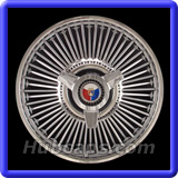 Ford Galaxie Hubcaps #O9-A