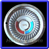 Ford Galaxie Hubcaps #59GX