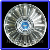 Ford Galaxie Hubcaps #614
