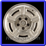 Ford Galaxie Hubcaps #618