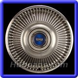 Ford Galaxie Hubcaps #642
