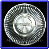Ford Galaxie Hubcaps #643