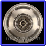 Ford Galaxie Hubcaps #674
