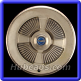 Ford Galaxie Hubcaps #968
