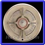 Ford Galaxie Hubcaps #969