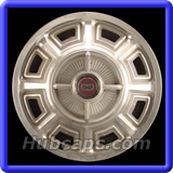 Ford Galaxie Hubcaps #991