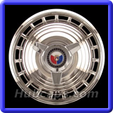 Ford Galaxie Hubcaps #O7